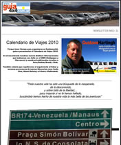 newsletter CALENDARIO ANUAL