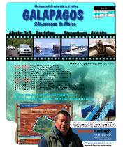 newsletter GALAPAGOS
